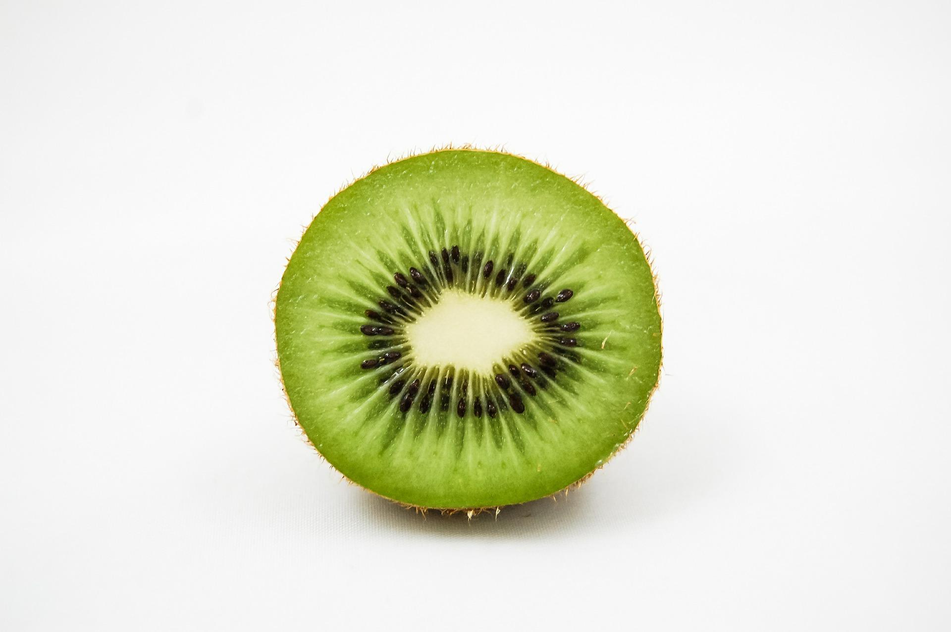 allergisk mot kiwi