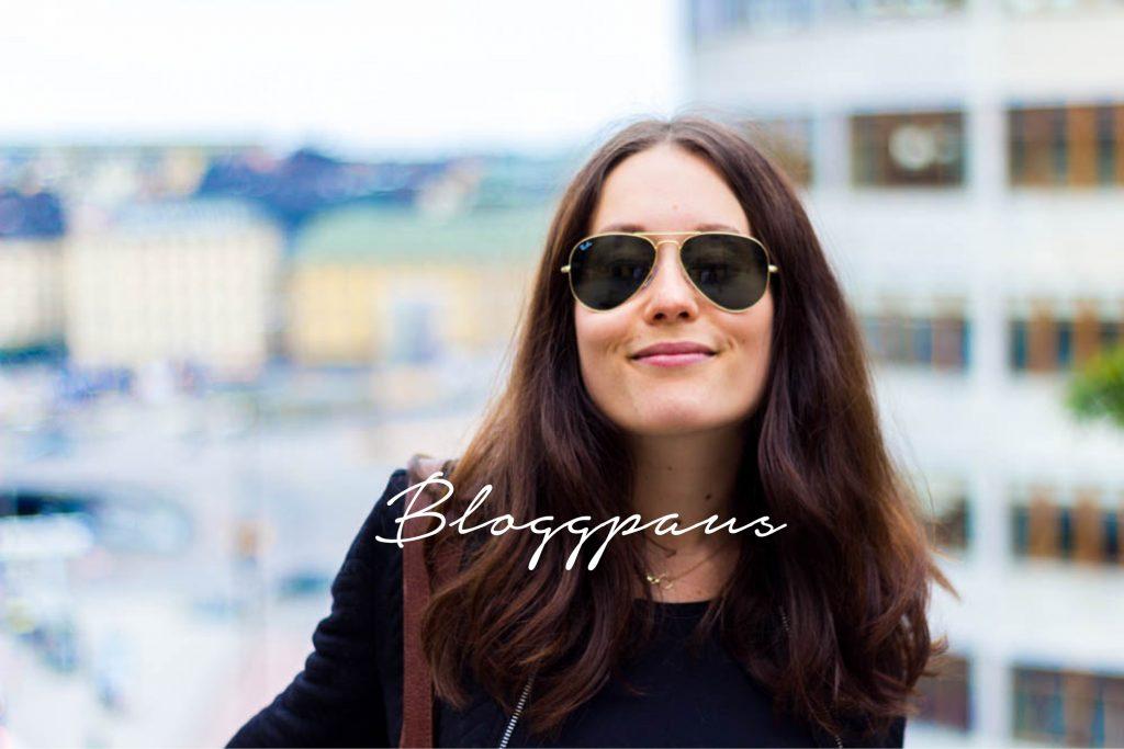 Bloggpaus